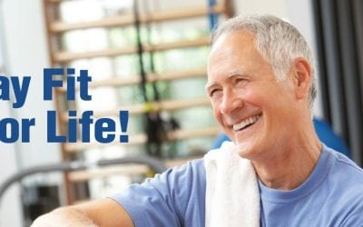 "Helping Seniors ""Stay Fit for Life!"""
